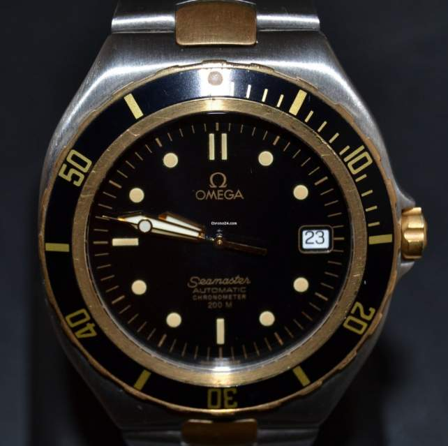 Omega Seamaster In Oro Anni 70